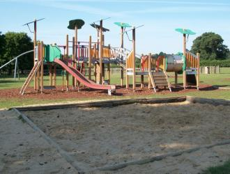 Bears Wood Multiplay and Sandpit