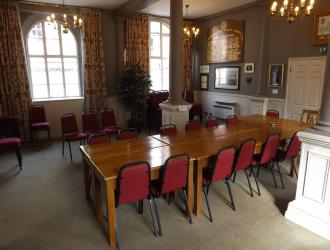SHIRE HALL COUNCIL CHAMBER 2
