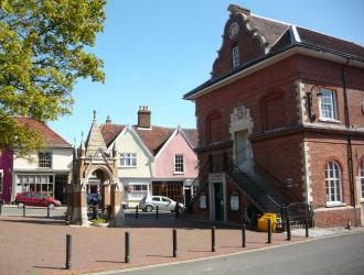 Shire Hall Market Square
