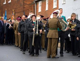 REMEMBRANCE SERVICE 08.11.15 COPYRIGHT C BERRY 111