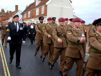 REMEMBRANCE SERVICE 08.11.15 COPYRIGHT C BERRY 14