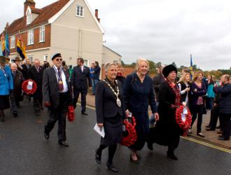 REMEMBRANCE SERVICE 08.11.15 COPYRIGHT C BERRY 16