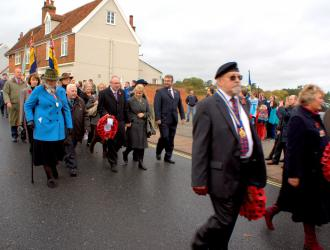 REMEMBRANCE SERVICE 08.11.15 COPYRIGHT C BERRY 17
