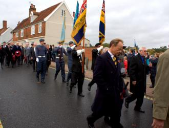 REMEMBRANCE SERVICE 08.11.15 COPYRIGHT C BERRY 19