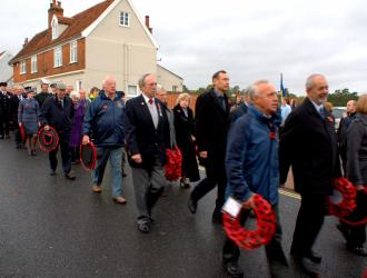 REMEMBRANCE SERVICE 08.11.15 COPYRIGHT C BERRY 25