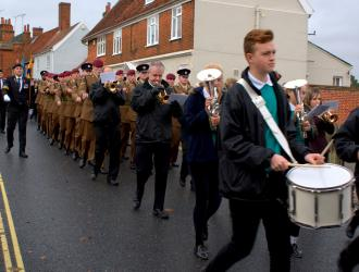 REMEMBRANCE SERVICE 08.11.15 COPYRIGHT C BERRY 9