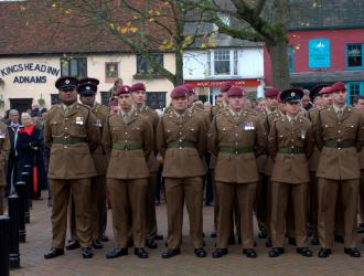 REMEMBRANCE SERVICE 08.11.15 COPYRIGHT C BERRY 97